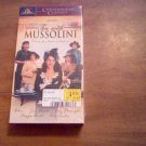 1999 Tea With Mussolini VHS