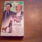 1999 You've Got Mail VHS