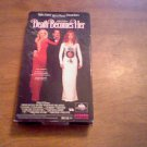 1992 Death Becomes Her VHS