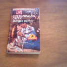 1998 Harlequin Superromance Cottonwood Creek By Margot Dalton PB