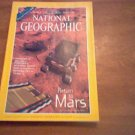 August 1998 National Geographic Magazine