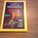 January 1987 National Geographic Magazine