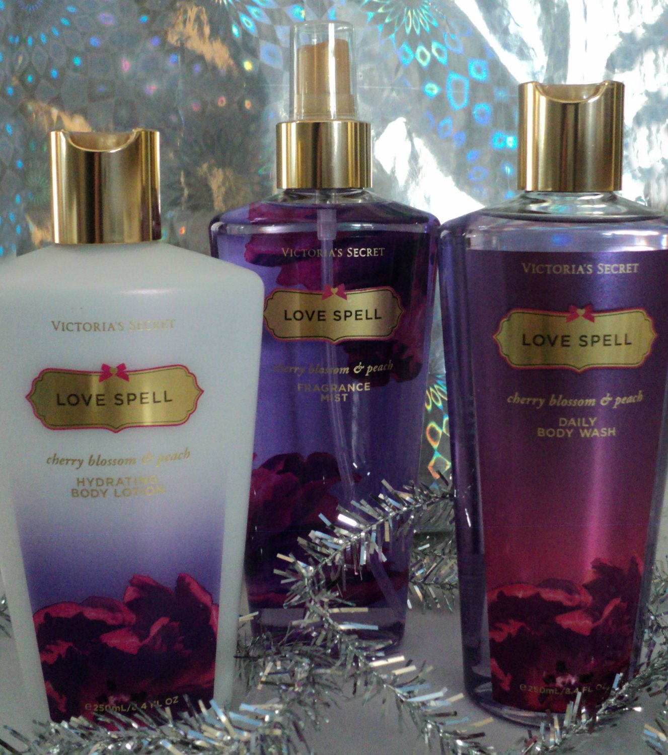 Victoria's Secret Fantasies Collection Love Spell