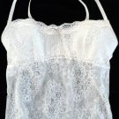 Frederick's of Hollywood Bra Top Lace Cami