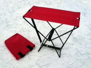 Portable Folding Chair With Carry Case