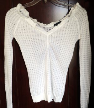 Victoria's Secret Pointelle Sweater
