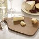 Pottery Barn Vintage Wood Cheese Board