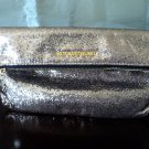 Victoria's Secret Runway Gold Foldover Clutch