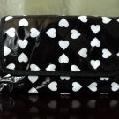 Honor Hearts Travel Cosmetic Bag