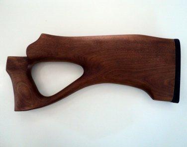 Semi-Finished Wood Rifle Buttstock