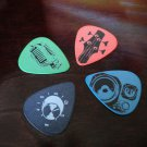 Guitar Picks Set of 4