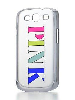 Victoria's Secret PINK Hard Samsung Phone Case