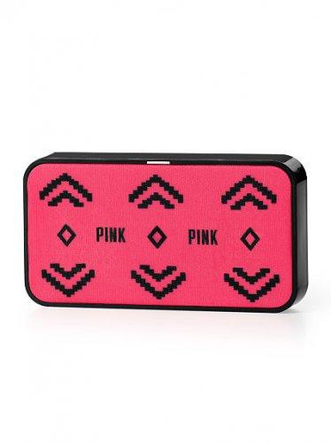 Victoria's Secret PINK Speaker Box Neon Hot Pink