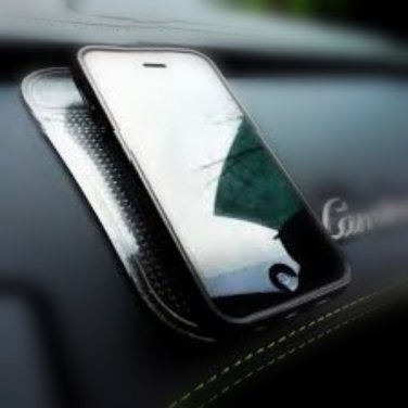 Gecko Grip Cling-On Sticky Pad For Cell Phones