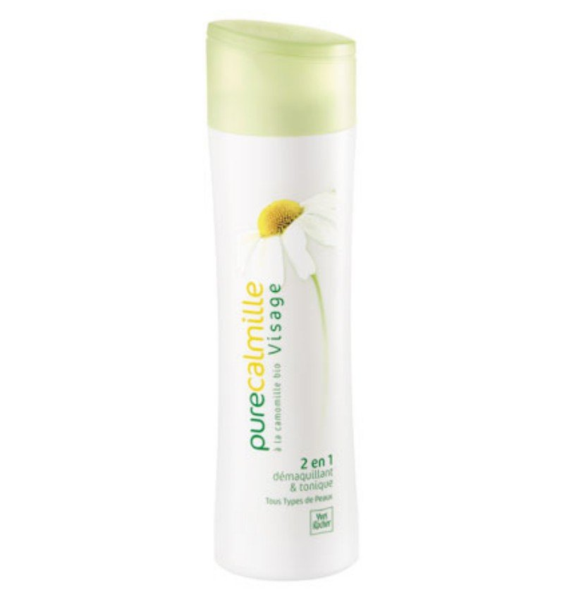 Yves Rocher Pure Calmille 2-in-1 Facial Cleanser & Toner