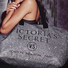 Victoria's Secret Limited Edition Silver Sparkle Tote