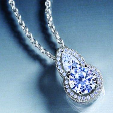 Diamond Aura Sweet Nothing Pendant