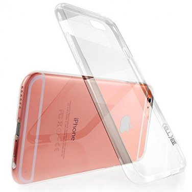 iPhone 6 Plus/6s Plus Soft Cell Phone Case Clear