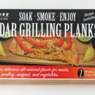 Mr Bar B Q Cedar Grilling Planks