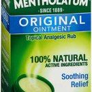 Mentholatum Ointment Topical Analgesic Rub