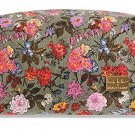 Nicole Miller Wildflower Cosmetic Bag