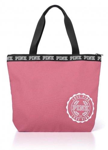 Victoria's Secret PINK Tote Soft Begonia