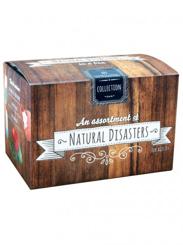 Cabinet of Natural Disasters Science Kit