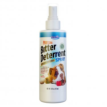Bitter Deterrent Spray Anti-Chew Formula For Cats and Dogs