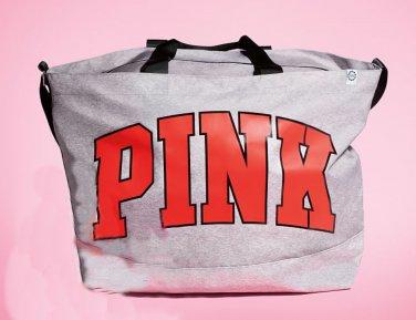 Victoria's Secret PINK Weekender Grey Marl
