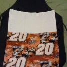 X-Rated Man's Funny Apron - Black - Tony Stewart #20