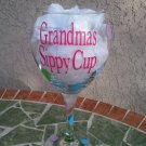 Grandmas Sippy Cup Wine Glass