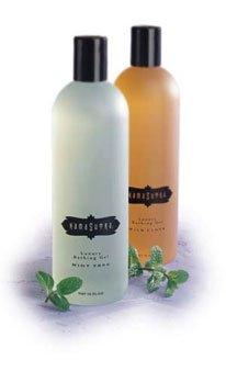 Kama sutra bathing gels (2 flavors)