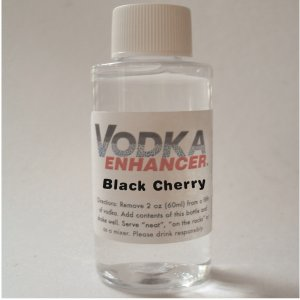 Black Cherry Vodka Enhancer