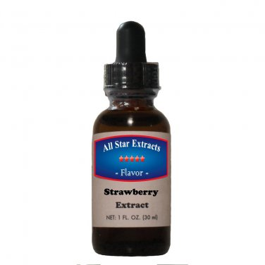 Strawberry Flavor with dropper