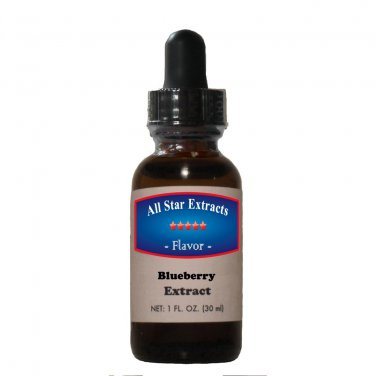 Blueberry Flavor with dropper