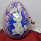 VINTAGE MATTEL MUSICAL EASTER PETER COTTON TAIL  EGG