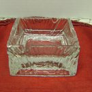 Vintage ROSENTHAL CRYSTAL ASHTRAY GLASS GERMANY