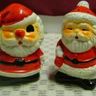 Santa Set Salt and Pepper Shakers