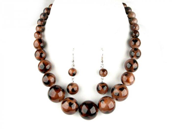 Fashion Jewelry BROWN