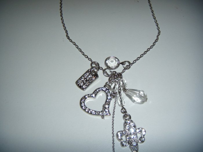 Fashion Jewelry Charms Necklace
