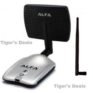 Alfa AWUS036H 1000mw Plus 7dbi Antenna