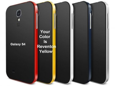 Samsung Galaxy S4 Siv i9500 (Reventon Yellow) Neo Hybrid High Quality Case