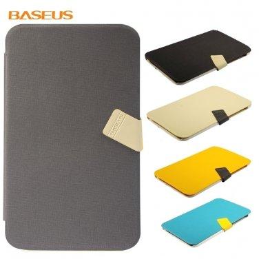 Baseus Brand Samsung Galaxy Tab 3 8.0 leather Case-(BLACK)