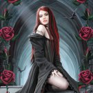 Anne Stokes - Await the Night Card - 6 Pack