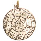 Sun Talisman for Wealth, Health, & Happiness