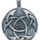 Lugh's Shield Pendant for Ability & Versatility