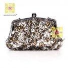 Retro Crystal Rhinestones Lady Evening Bag 253#