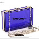New Lady Transparent Jelly Evening Bag 5001#