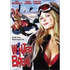 WINTER BREAK: Maggie Lawson, Rachel Wilson (New DVD)