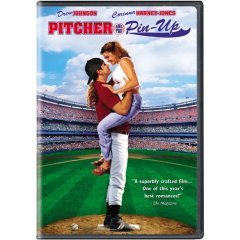 PITCHER AND THE PIN-UP: Drew Johnson, Corinna Harney-Jones